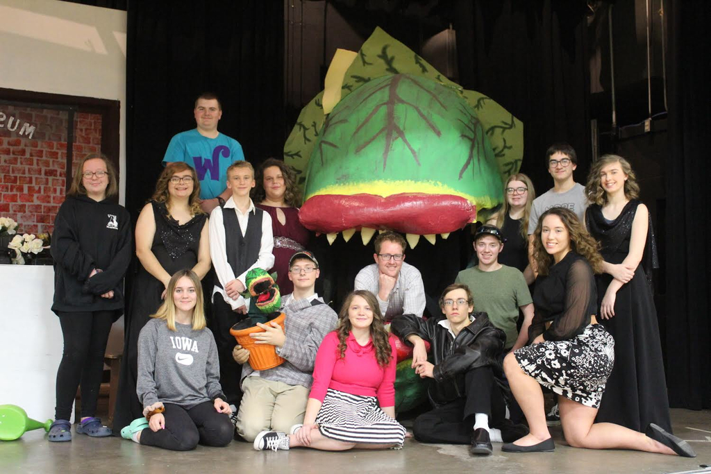 Little Shop of Horrors Cast