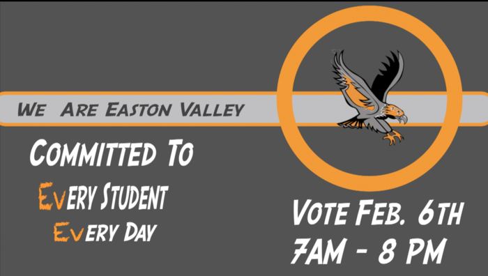 Easton Valley Referendum